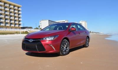 2015 toyota camry xse 2.5l review