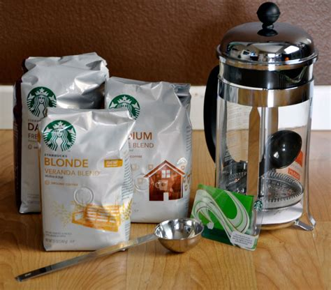 Bucks Giveaway - starbucks coffee a roast for every palate giveaway