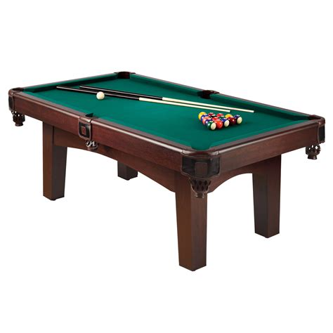mizerak 7 ft pool table acclaim fitness sports