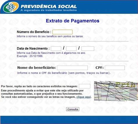 previd 234 ncia social extrato para iprf j 225 est 225 dispon 237 vel inss dataprev consulta do extrato de pagamento extrato