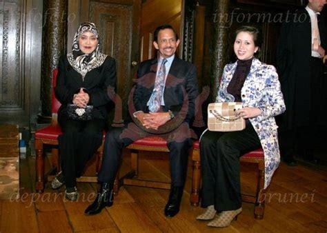 betulkan norjuma isteri kedua sultan brunei life is unpredictable sultan brunei ceraikan azrinaz
