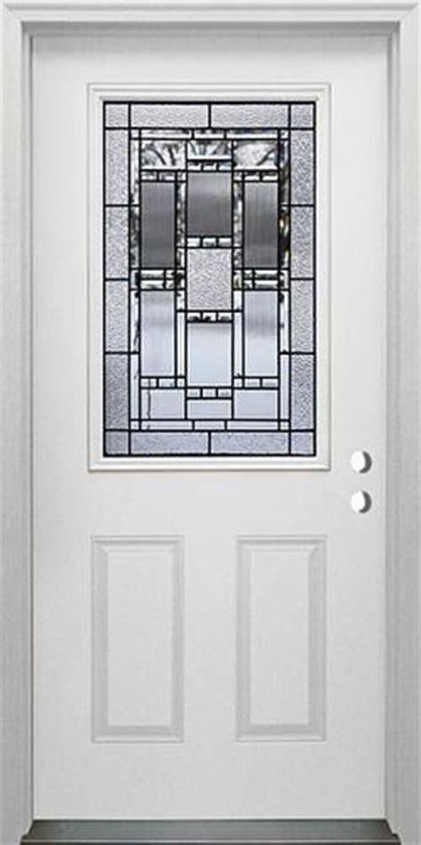 Mastercraft Exterior Doors Mastercraft Venice 32 Quot X 80 Quot Steel Half Lite Ext Door Lh At Menards Home Sweet Home