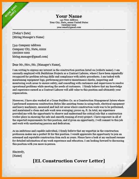 Business Cover Letter Of Introduction by 7 Construction Business Introduction Letter