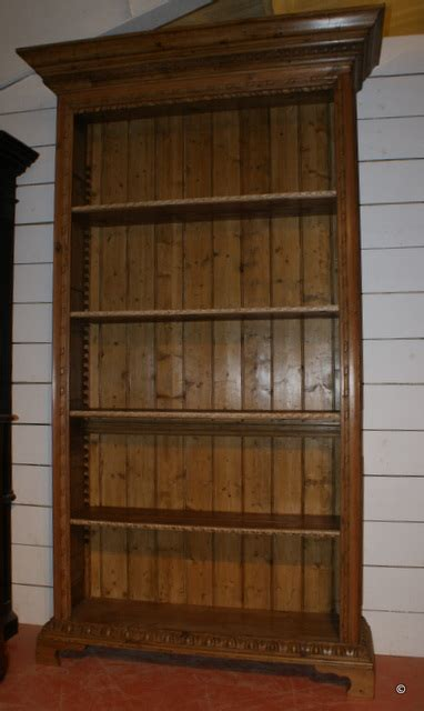 108 inch bookcase antique open bookcase antique bookcases