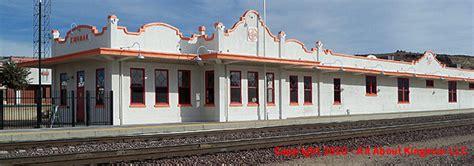 kingman arizona railroad depot renovation