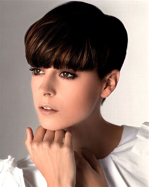 chico hairdos for short a short brown hairstyle from the hooker young collection
