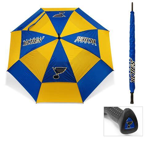 umbrella rubber st st louis blues golf umbrella