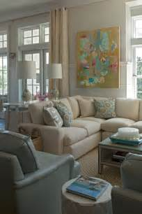 chic living rooms coastal chic living room simplified bee
