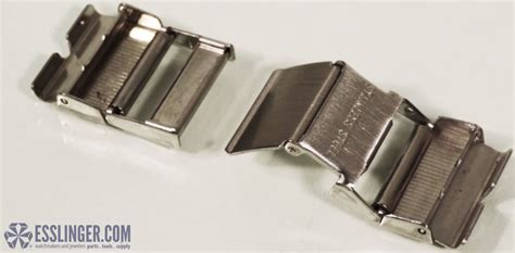 Watch Band Clasp Replacement Tips   Replacing Watch Clasps   Esslinger.com   Esslinger