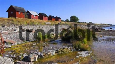 Instant Oland fishing huts on the island oland sweden places