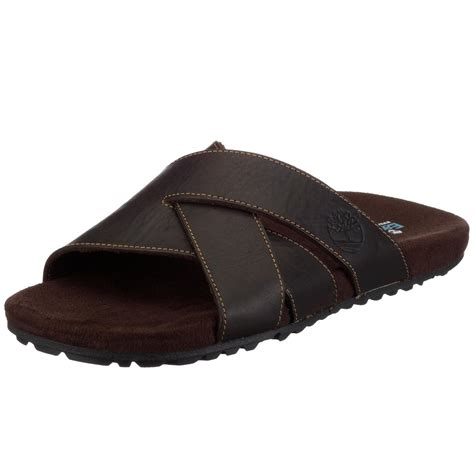 sandal timberland timberland mens earthkeepers xband sandal in brown for