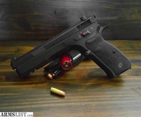 cz 75 sp 01 red dot laser armslist for sale trade cz 75 sp 01 tactical w safety