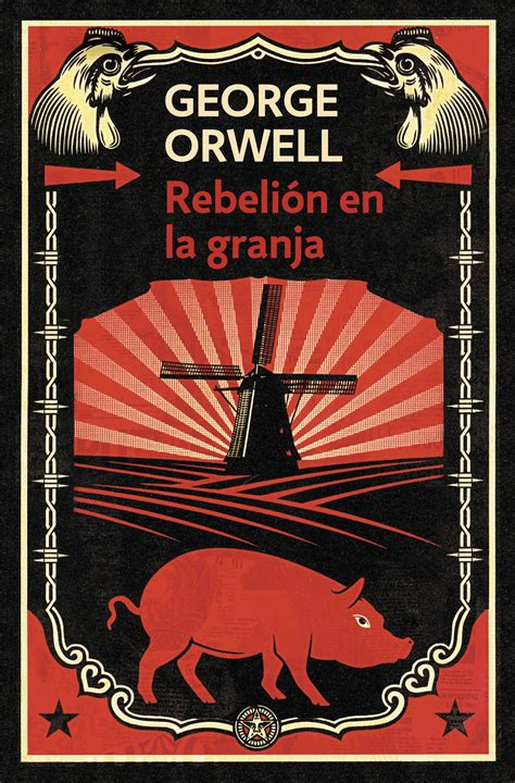 rebelin en la granja george orwell on
