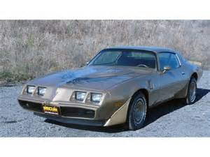 Pontiac Trans Am Firebird 1980 Pontiac Firebird Trans Am For Sale On Classiccars