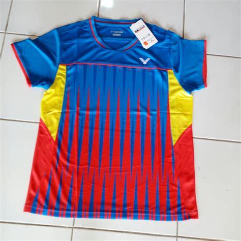 Kaos Badminton Import By Fyglory jual kaos import murah l baru peralatan badminton