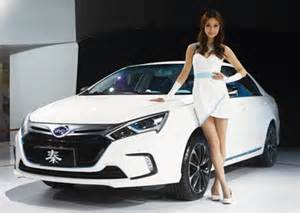 Best Selling Electric Car China Byd Qin Sales China S Q1 2014 Best Selling Electric