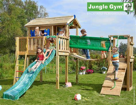 playhouse super tower jungle gym