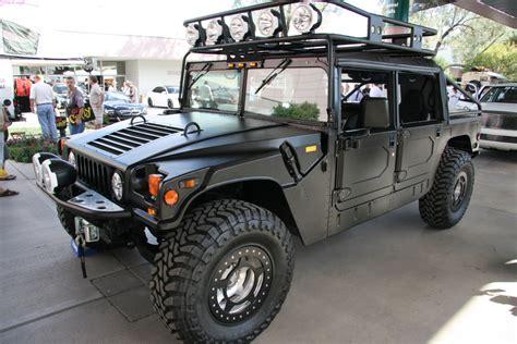jeep hummer matte black flat black hummer h1 3 madwhips
