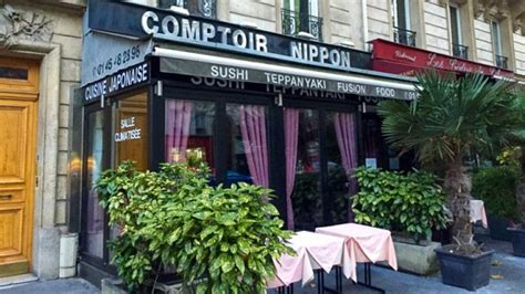 Comptoir Nippon by Au Comptoir Nippon In Restaurant Reviews Menu And