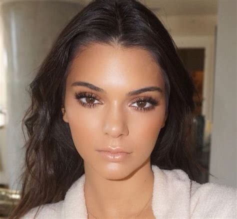 Wedding Hair And Makeup Kendal by Best 25 Kendall Jenner Makeup Ideas On