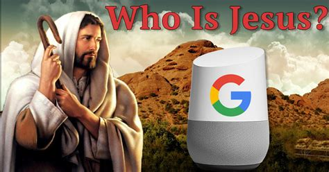 google images jesus shock video google home censors jesus christ the