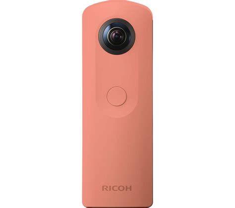 Ricoh Theta Sc Pink By Fujishopid buy ricoh theta sc 360 pink free delivery currys