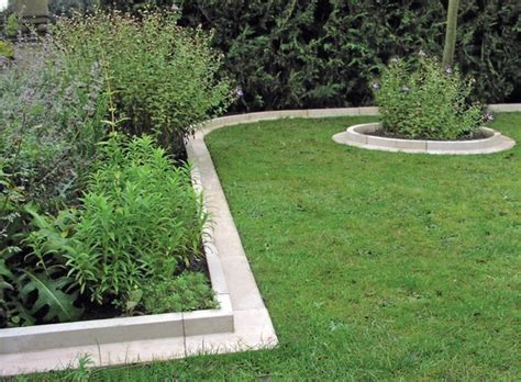Landscape Edging You Can Mow Arcadian Lawn And Paving Edging Cast Haddonstone