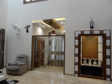 pooja room in living room 10 ideal pooja rooms for a small apartment