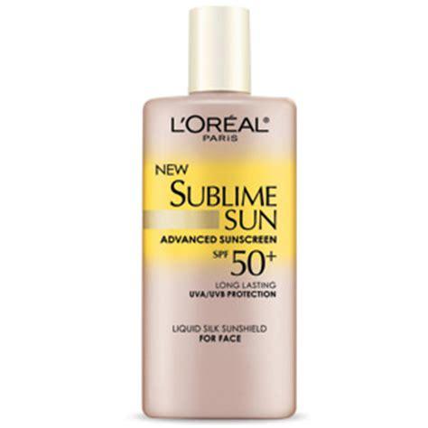 Loreal Sunblock Spf 50 l oreal sublime sun advanced sunscreen spf 50 lotion