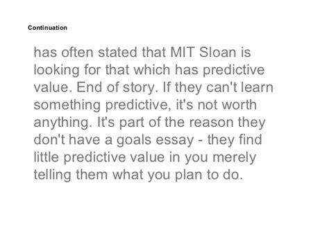 Mit Executive Mba Worth It by 5 Tips For Applying To Mit Sloan