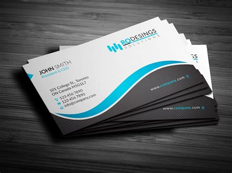free business card designs templates for business card y land