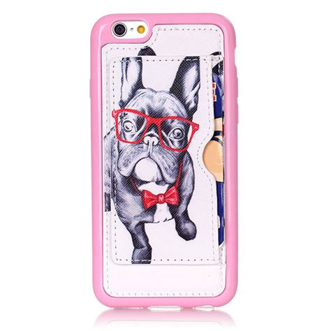 For Iphone 6 6s Soft Fashion Glasses Tassel Korean Cover fashion pattern glasses creative back holder protector for iphone 6 6s plus alex nld