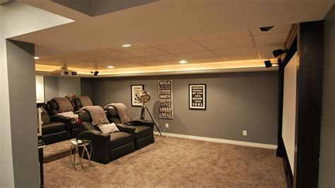 interior paint ideas  small homes small basement home