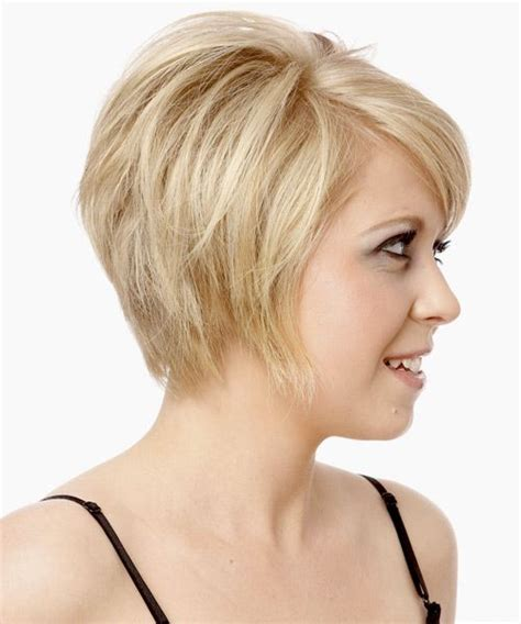 short duck tail style hairstyles with sides feathered back for older women over 60 feathered side bangs hairstyles hair cut ideas on