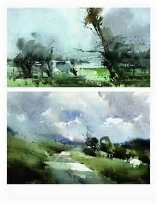 Watercolour Landscape Artists Uk 1000 Images About Chris P Robinson Contemporary