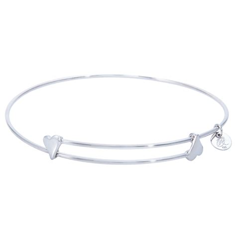 Sweety Silver M60 Limited rembrandt sweet expandable bangle sterling silver precious accents ltd
