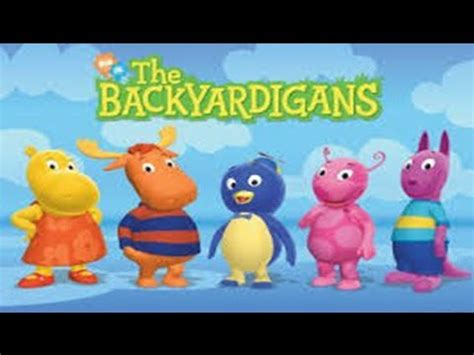 Backyardigans Volcano Episode Backyardigans Flying Rock With Lyrics