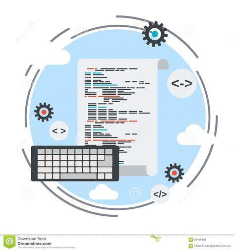 application design vector program coding application development algorithm