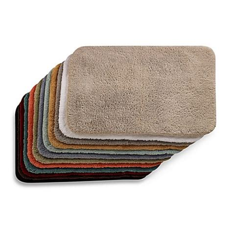 Soft Bathroom Rugs Wamsutta 174 Soft Bath Rug And Lid Collection Bed Bath Beyond