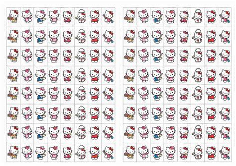 free printable stickers hello kitty hello kitty stickers birthday printable