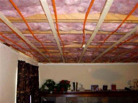 ceiling heating system advantages   build  house