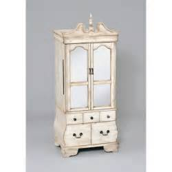antique white jewelry armoire for sale antique store
