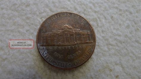 what color is nickel 2007 d jefferson nickel copper color tone