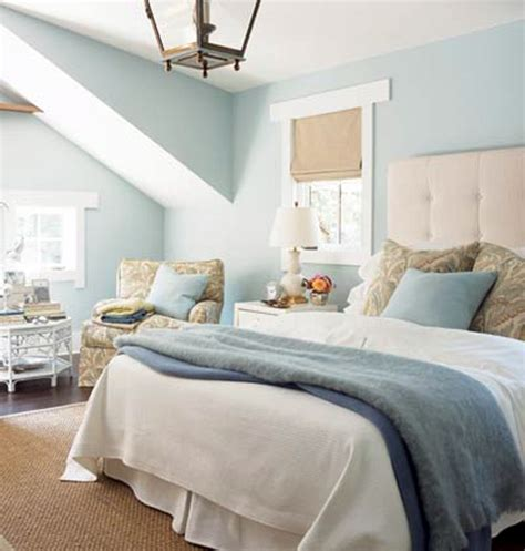 Bedroom With Blue Walls | blue bedroom decorating back 2 home