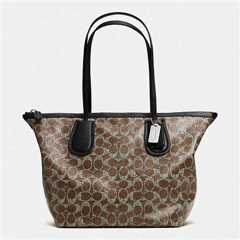 Coach Zip Tote small handbags coach zip tote