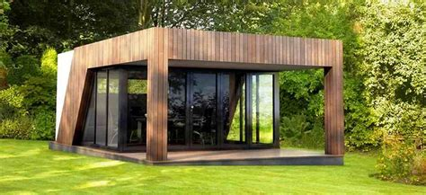 Luxury Sheds For Sale by Garden Pods Llandudno Wales Anglesey Chester