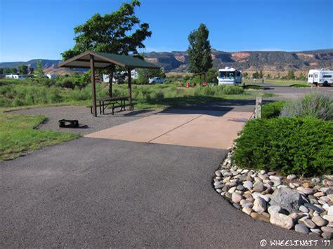 Sp Cground Review James M Robb State Park Fruita Co