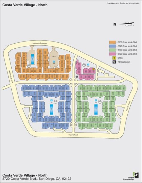 Costa Verde Village Floor Plans | costa verde village floor plans 28 images costa verde