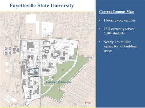 Fayetteville State Mba Class Schedule by Lyons Science Building Comprehensive Renovation Project