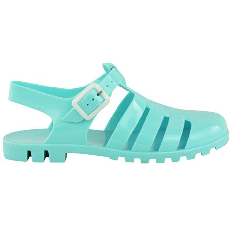 jelly sandals womens womens flat retro summer jelly sandals